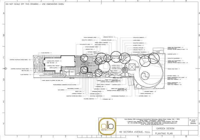 Example of Landscape CAD Drawing. Credit: David Beasley, from Picasaweb, some rights reserved.